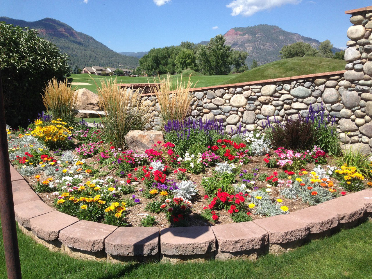 Green Acres Landscaping In Durango, Colorado